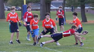 Coed Flag Football Gvs Leads The Switch To Flag Football News Details The Green