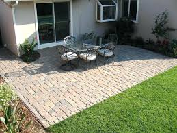 cement patio designs cheap innovative with images of backyard