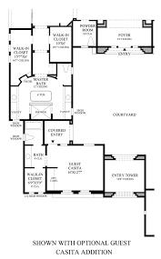 casita floor plans az toll brothers at verde river the cadiz home design