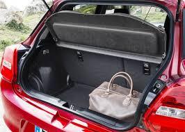 2018 suzuki swift sport trunk space 2018 auto review