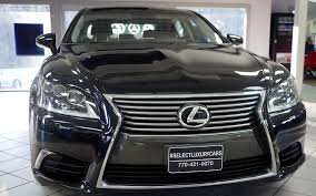 lexus customer website used 2014 lexus ls 460 l marietta ga