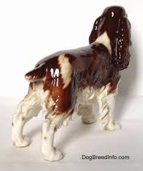 collectable vintage springer spaniel dogs