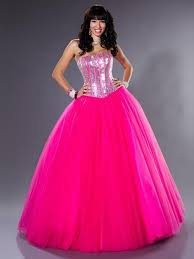 strapless backless one shoulder and half sleeves evening ball