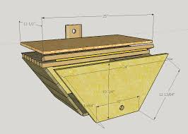How To Make A Top Bar Beehive Bees Hanging Off Of My Top Bar Swarm Trap Beekeeping