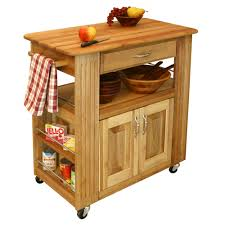 kitchen butcher block island table large butcher block wood top