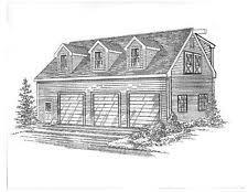 Garage Loft Plans Garage Loft Plan Ebay