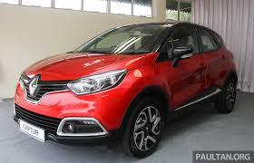 captur renault renault captur at rm98k rm11k off limited units left