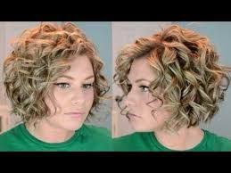 short haircuts with perms for ladies in their 80s image result for stacked spiral perm on short hair hairstyles to