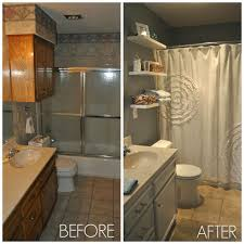 Bathroom Before And After Photos Before And After Guest Bathroom Jesse Coulter