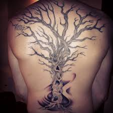 70 best tree tattoos images on tree tattoos botanical