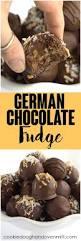 german chocolate truffles you know the german chocolate cake