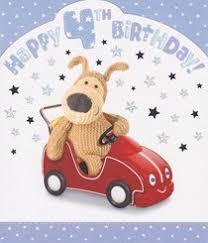 boofle 5th birthday card boy cardspark