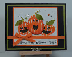 making thanksgiving cards www stampingwithkristi com stampin u0027 up fall fest and fun fall