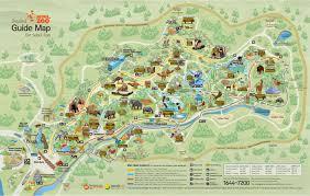 Dallas Zoo Map by Seoul Zoo Map Map Of Seoul Zoo South Korea