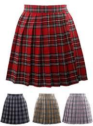 plaid skirt plaid skirts cheap price