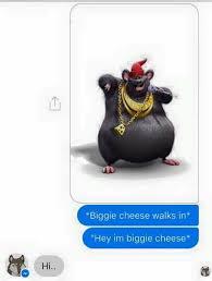 Biggie Meme - roleplay 2 biggie cheese know your meme