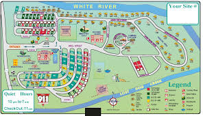 Wisconsin Campgrounds Map by Interior South Dakota Campground Badlands White River Koa