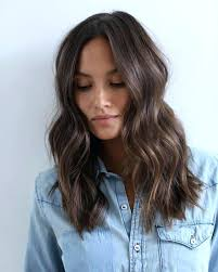 medium length haircuts with lots of layers unique medium length hairstyles for long oval faces medium long