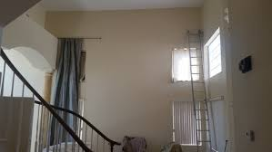 Hanging Curtains From The Ceiling Hanging Curtains With High Ceilings At Different Heights Help
