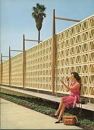 Decorative Cinder Blocks Mid Century Breeze Blocks U2022 American Standard Timemid Century