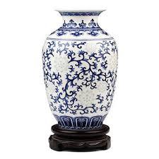 Blue And White Vases Antique Shop Antique Blue China Patterns On Wanelo