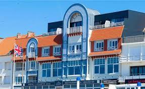 chambres d hotes à wimereux hôtel l atlantic à wimereux sur la côte d opale