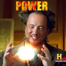 Aliens Meme History Channel - power ancient aliens know your meme