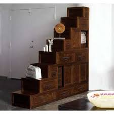 Bookcase Room Dividers by Under Stairs Lindenhurst Pinterest Room Wooden Crates And