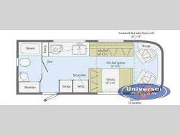 new 2016 winnebago trend 23b motor home class c at universal
