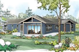 ranch house plans alder creek 10 589 associated designs elevation