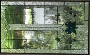 lead glass door inserts stained glass supplies patterns classes glass fusing for