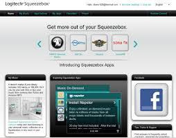 review logitech squeezebox radio u2014 mediasmartserver net