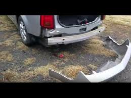 2003 cadillac cts backup light cover 2003 2007 cadillac cts rear bumper cover removal guide
