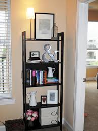 decorating a bookcase u2014 jen u0026 joes design decorative bookshelves