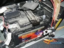 www carmodder com u2022 view topic fitting an optima battery to a ve