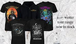 mastodon the official merchandise store