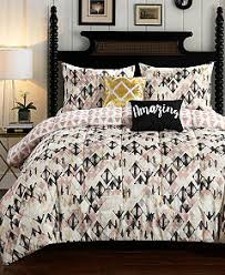 Full Xl Comforter Sets Closeout Aubree Diamond 5 Piece Comforter Sets Bed In A Bag