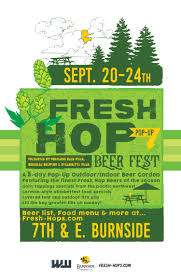 portland u0027s fresh hop pop up beer fest returns new beer