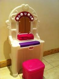 little tikes vanity table little tikes dressing table for sale in killester dublin from tomliboo2