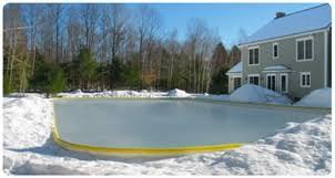 Homemade Backyard Ice Rink by Backyard Ice Skating Rink A Buyer U0027s Guide Intheswim Pool Blog