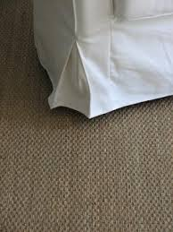 Jute And Wool Rug Natural