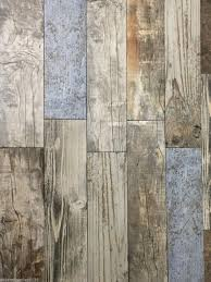 or 5 25m2 polynesian blue vintage wood effect floor tile deal