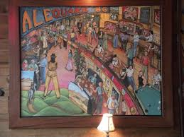 art on wall picture of mcmenamins tavern and pool portland