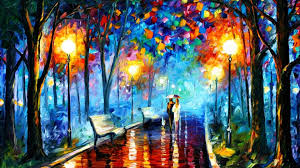young couple choosing color for painting home high quality walls