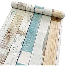 contact paper amazon com simplelife4u colorful wood grain contact paper