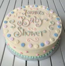 buttercream baby shower cake celebration cakes