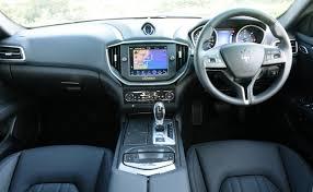 maserati interior maserati ghibli diesel interior