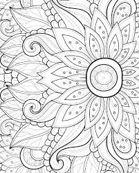 cool coloring pages adults printable color pages for adults blimpport com