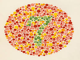 Colors That Color Blind Can See Color Blindness Test Anybody Can Read This One Ppt Download