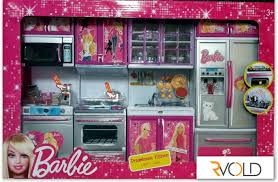 rvold barbie 4 set beautiful kitchen with lights and sound share